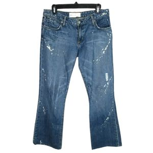Paper Denim & Cloth New Ripper Jeans Size 30